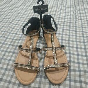 Gladiator sandals   7   NWT